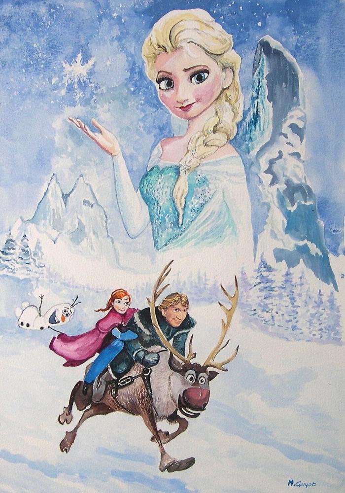 Frozen (Disney) par columbo
